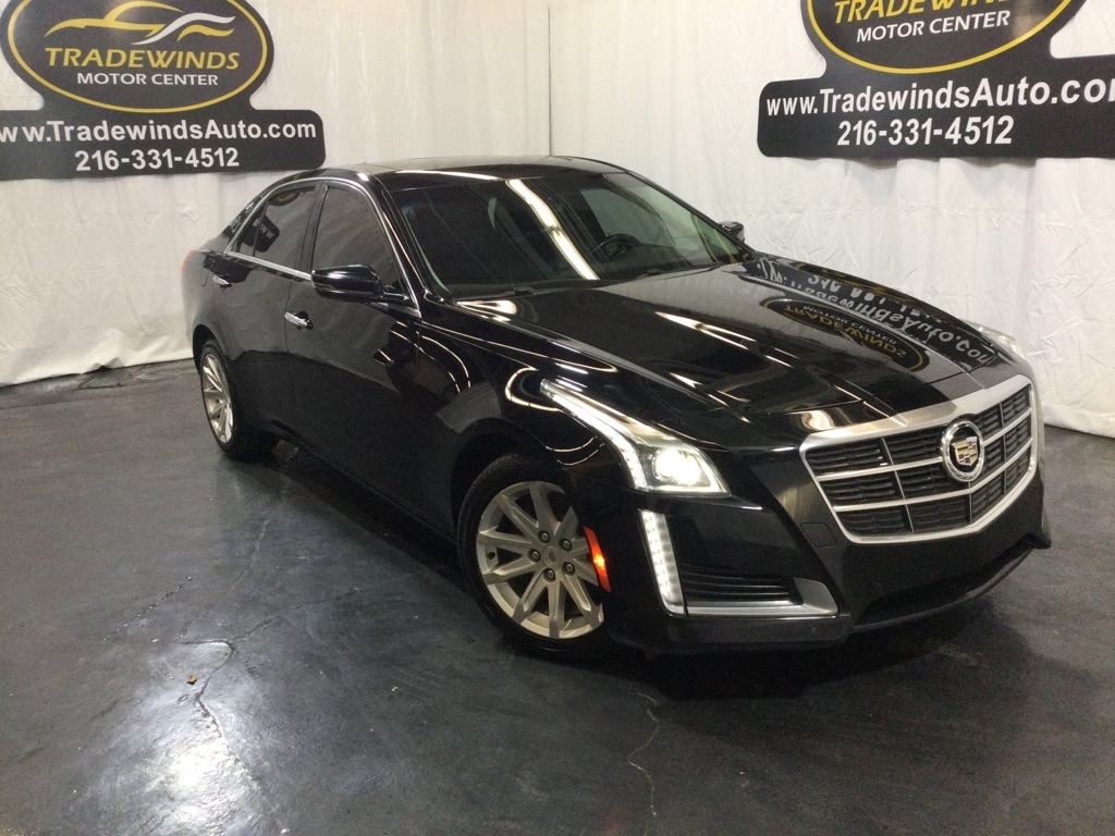 2014 CADILLAC CTS LUXURY COLLECTION for sale at Tradewinds Motor Center