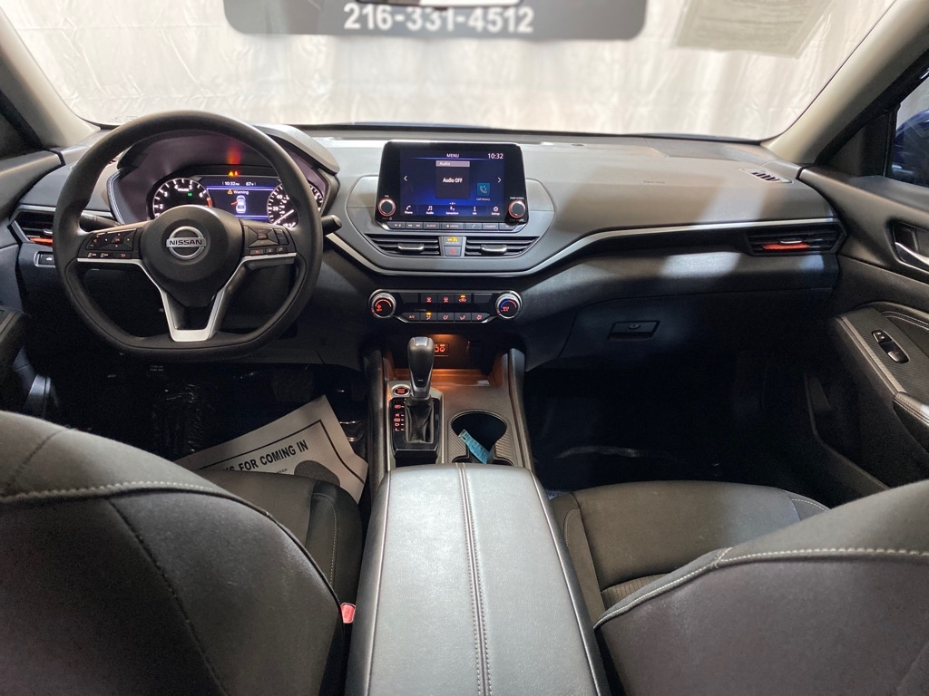 2020 NISSAN ALTIMA S for sale at Tradewinds Motor Center