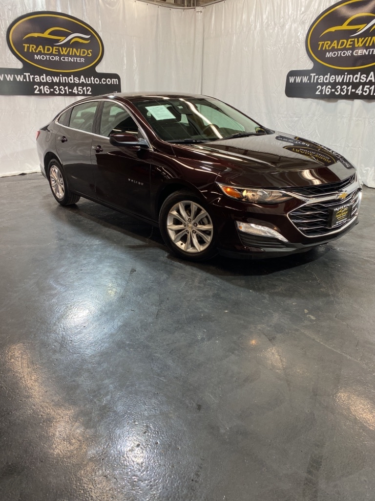 2020 CHEVROLET MALIBU LT for sale at Tradewinds Motor Center