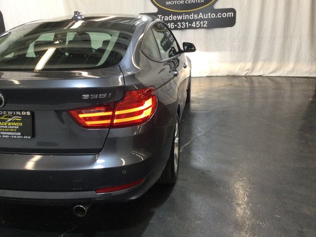 2014 BMW 335 XIGT for sale at Tradewinds Motor Center