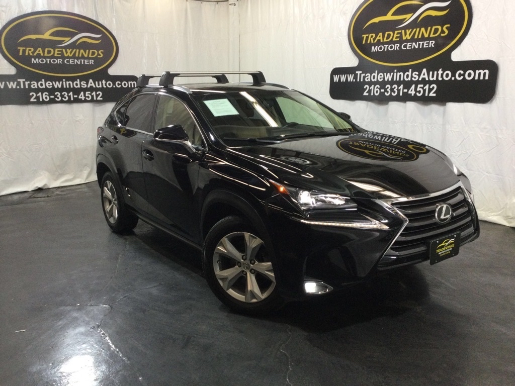 2017 LEXUS NX 200T BASE for sale at Tradewinds Motor Center