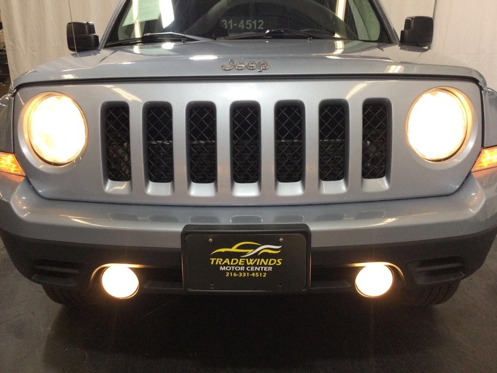 2013 JEEP PATRIOT LATITUDE for sale at Tradewinds Motor Center