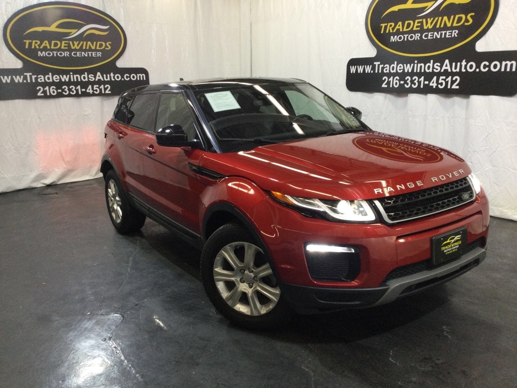 2016 LAND ROVER RANGE ROVER EVO SE PREMIUM for sale at Tradewinds Motor Center