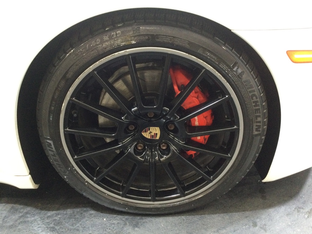 2014 PORSCHE PANAMERA 4S EXECUTIVE for sale at Tradewinds Motor Center