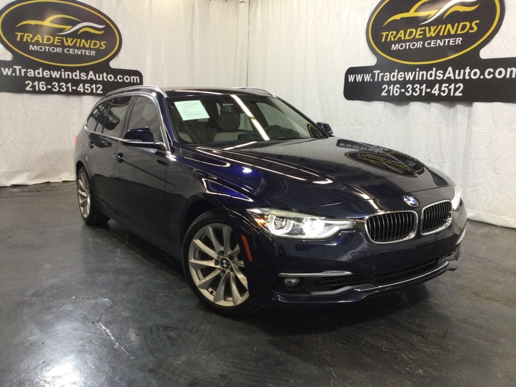 2017 BMW 330 XI for sale at Tradewinds Motor Center