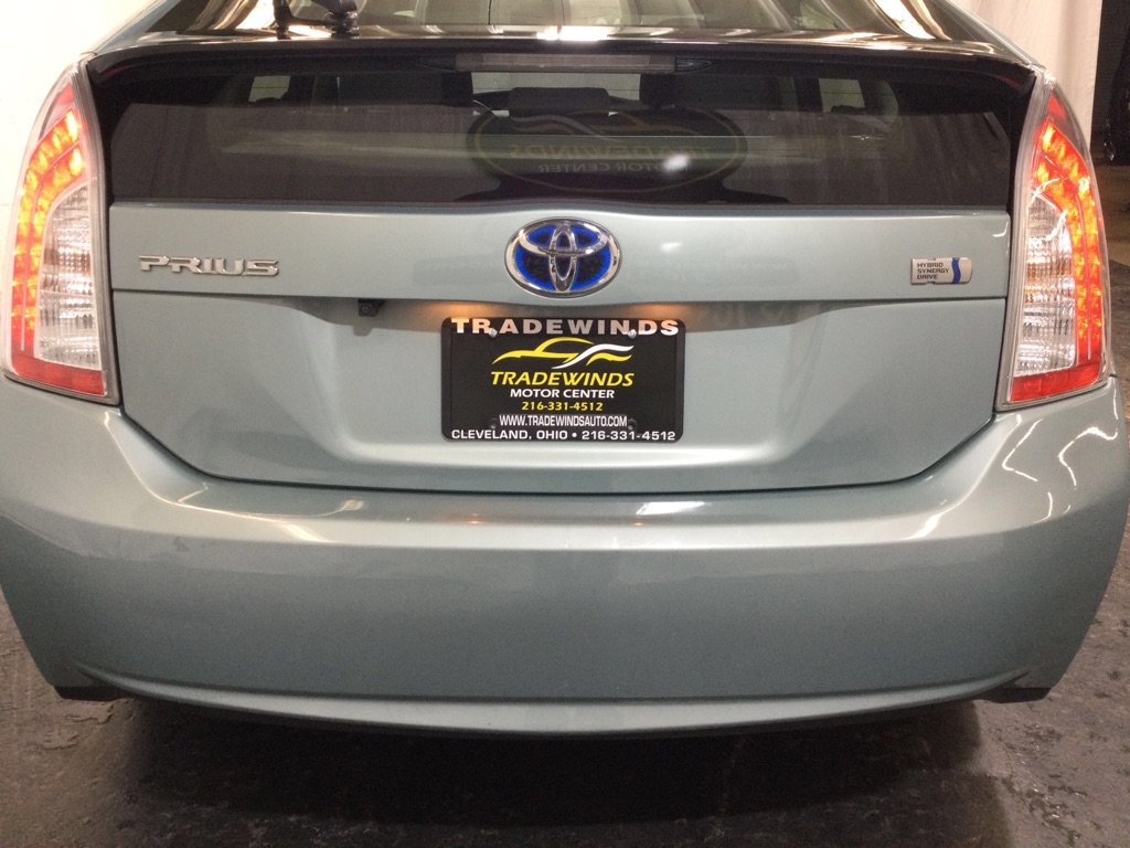 2013 TOYOTA PRIUS  for sale at Tradewinds Motor Center