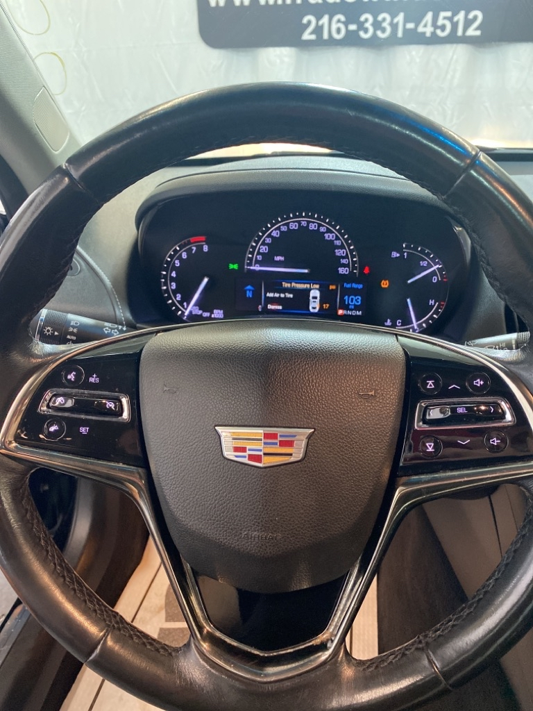 2017 CADILLAC ATS  for sale at Tradewinds Motor Center