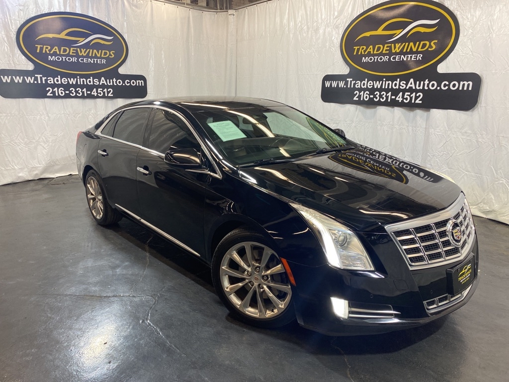 2013 CADILLAC XTS PREMIUM COLLECTION for sale at Tradewinds Motor Center