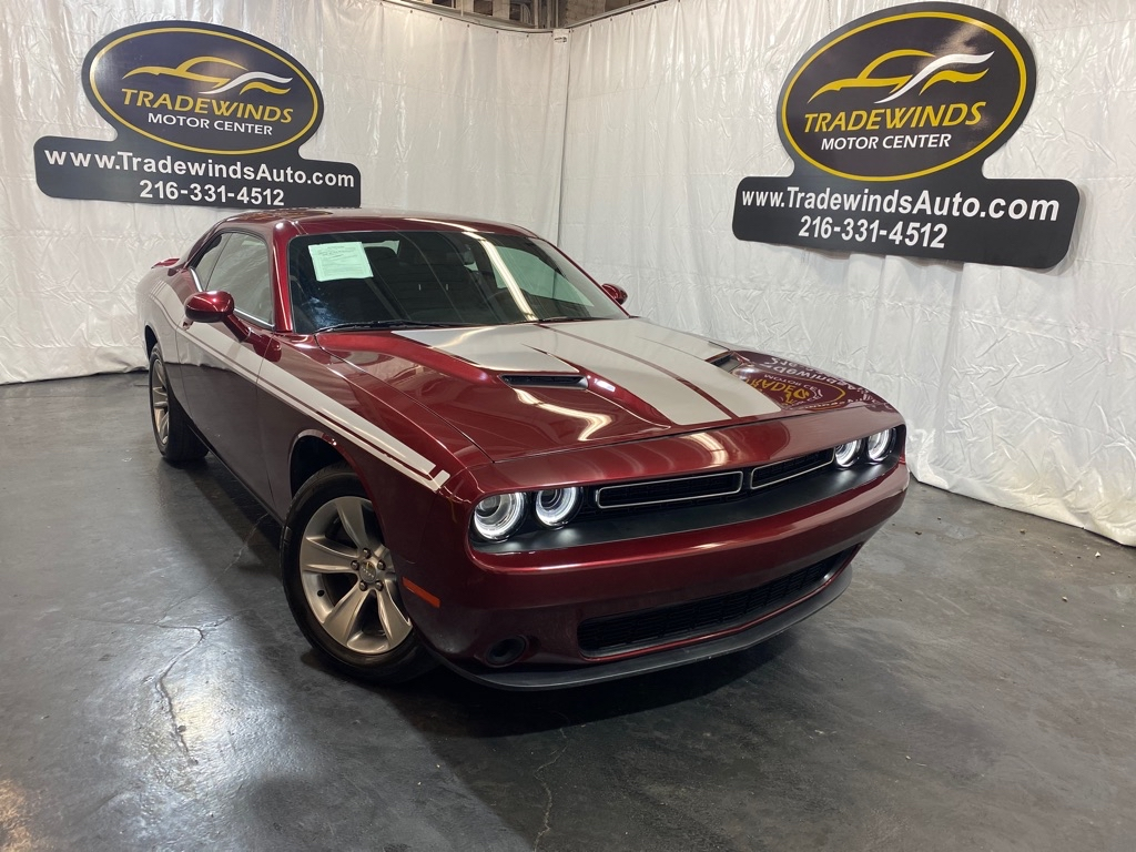 2020 DODGE CHALLENGER SXT for sale at Tradewinds Motor Center