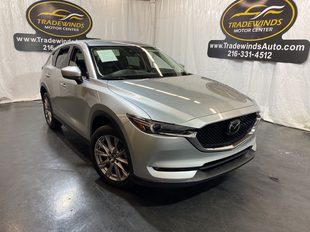 2020 MAZDA CX-5 GRAND TOURING for sale at Tradewinds Motor Center
