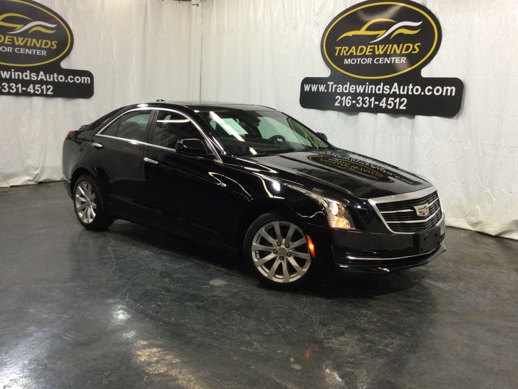 2013 CADILLAC ATS PERFORMANCE for sale at Tradewinds Motor Center