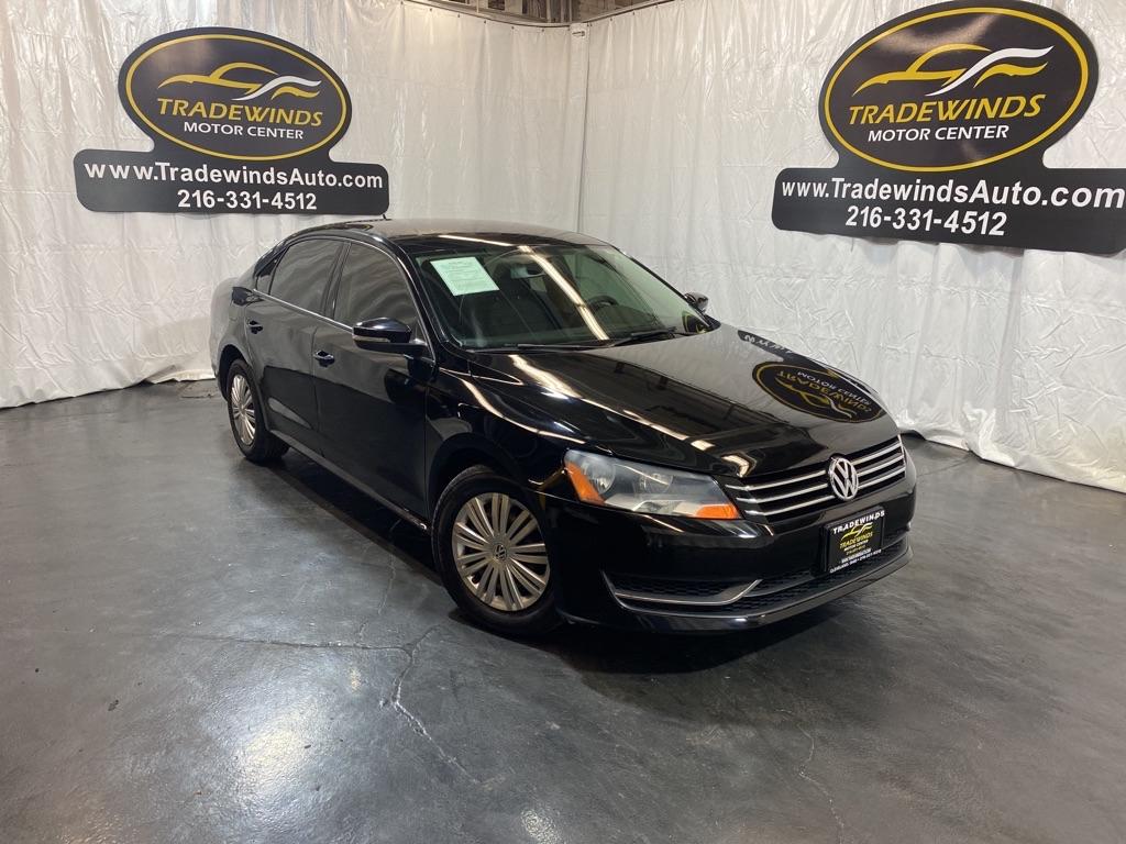 2015 VOLKSWAGEN PASSAT S for sale at Tradewinds Motor Center