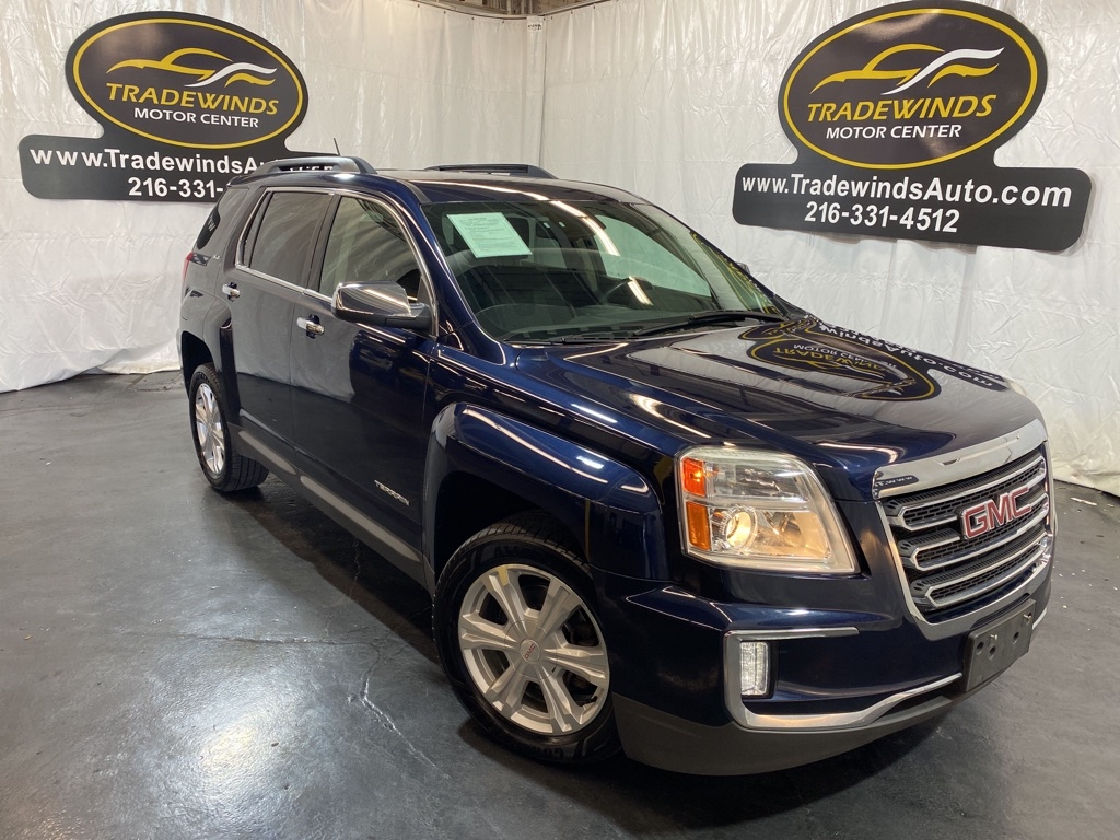 2017 GMC TERRAIN SLE-2 for sale at Tradewinds Motor Center