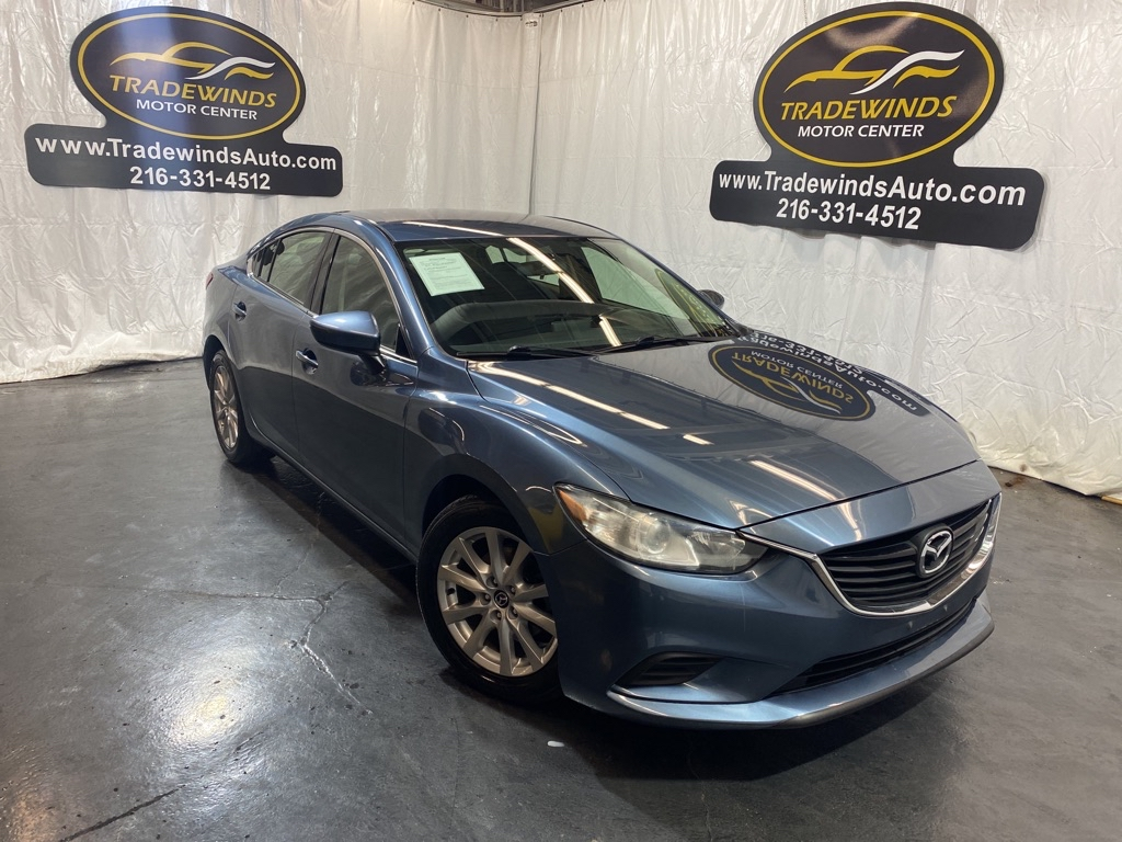 2016 MAZDA 6 SPORT for sale at Tradewinds Motor Center