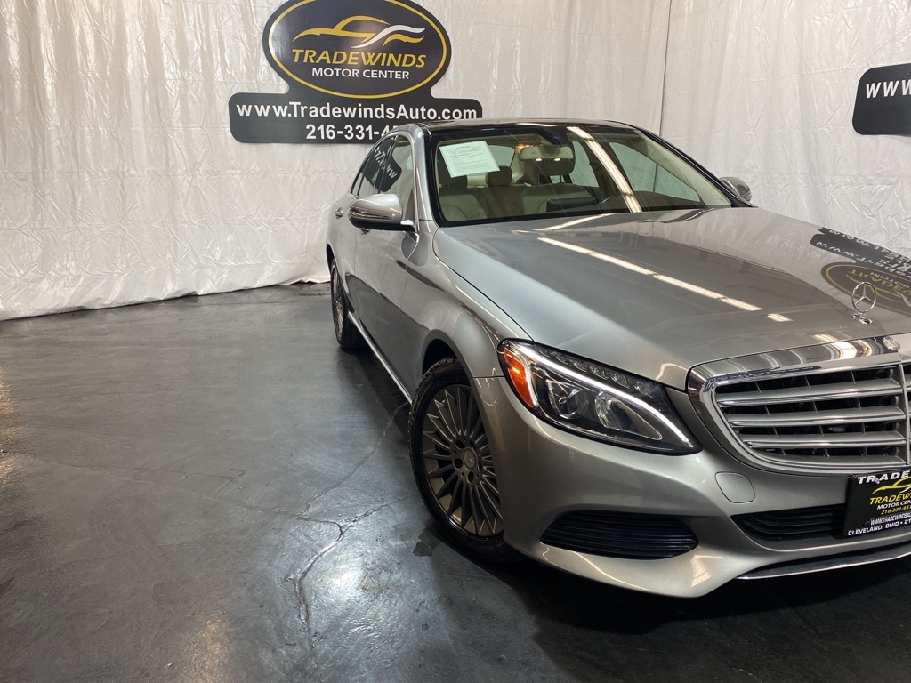 2016 MERCEDES-BENZ C-CLASS C300 4MATIC for sale at Tradewinds Motor Center