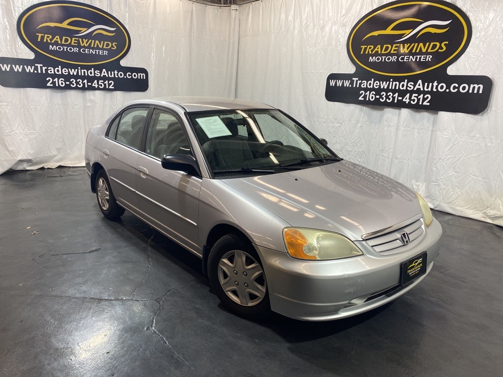 2003 HONDA CIVIC LX for sale at Tradewinds Motor Center