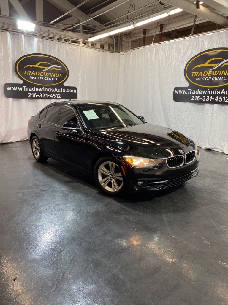 2016 BMW 328 XI for sale at Tradewinds Motor Center