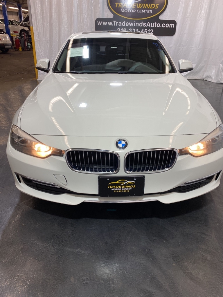 2015 BMW 320 I XDRIVE for sale at Tradewinds Motor Center