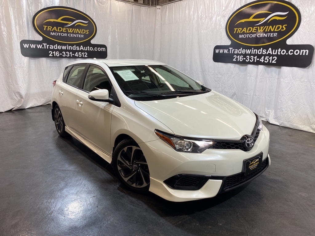 2018 TOYOTA COROLLA IM  for sale at Tradewinds Motor Center