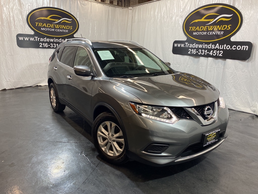 2015 NISSAN ROGUE SV for sale at Tradewinds Motor Center