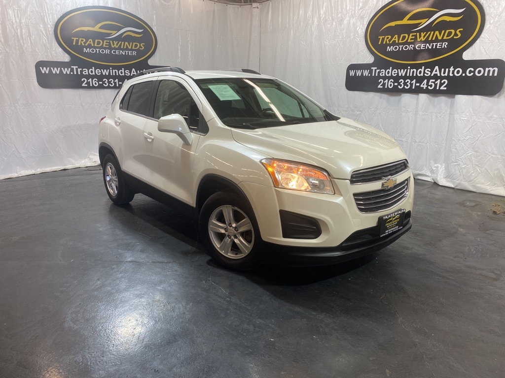 2016 CHEVROLET TRAX 1LT for sale at Tradewinds Motor Center