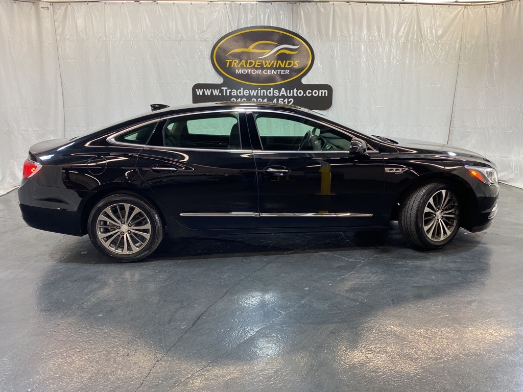 2017 BUICK LACROSSE ESSENCE for sale at Tradewinds Motor Center