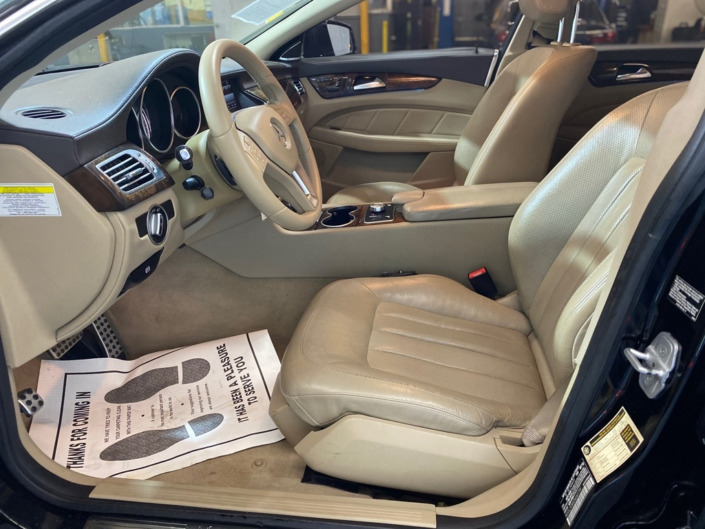 2013 MERCEDES-BENZ CLS 550 for sale at Tradewinds Motor Center
