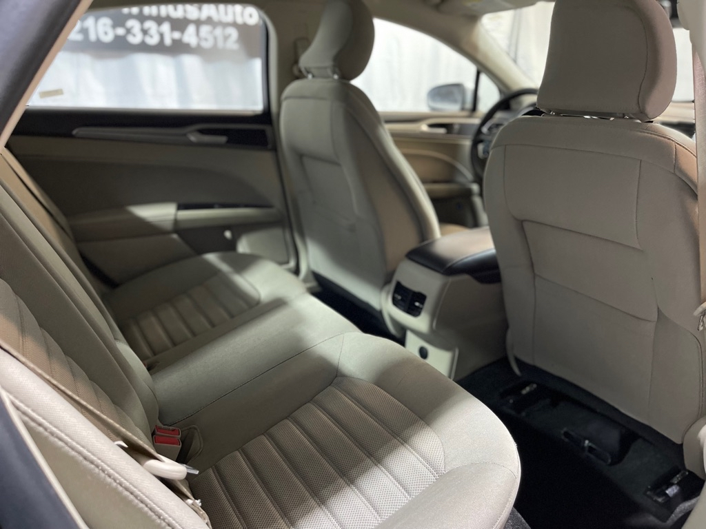 2019 FORD FUSION SE for sale at Tradewinds Motor Center