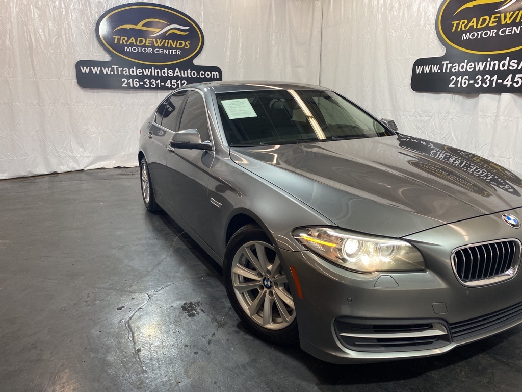 2014 BMW 528 XI for sale at Tradewinds Motor Center