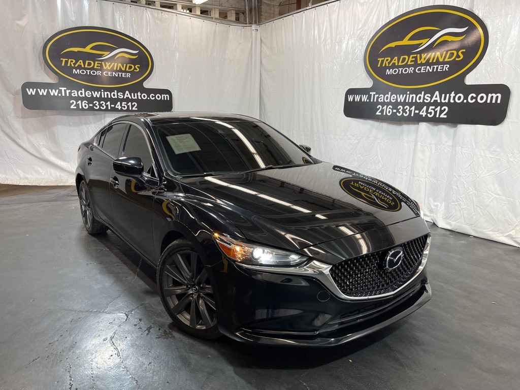 2018 MAZDA 6 TOURING for sale at Tradewinds Motor Center