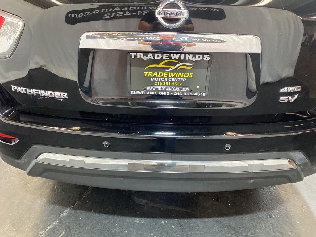 2014 NISSAN PATHFINDER SV for sale at Tradewinds Motor Center