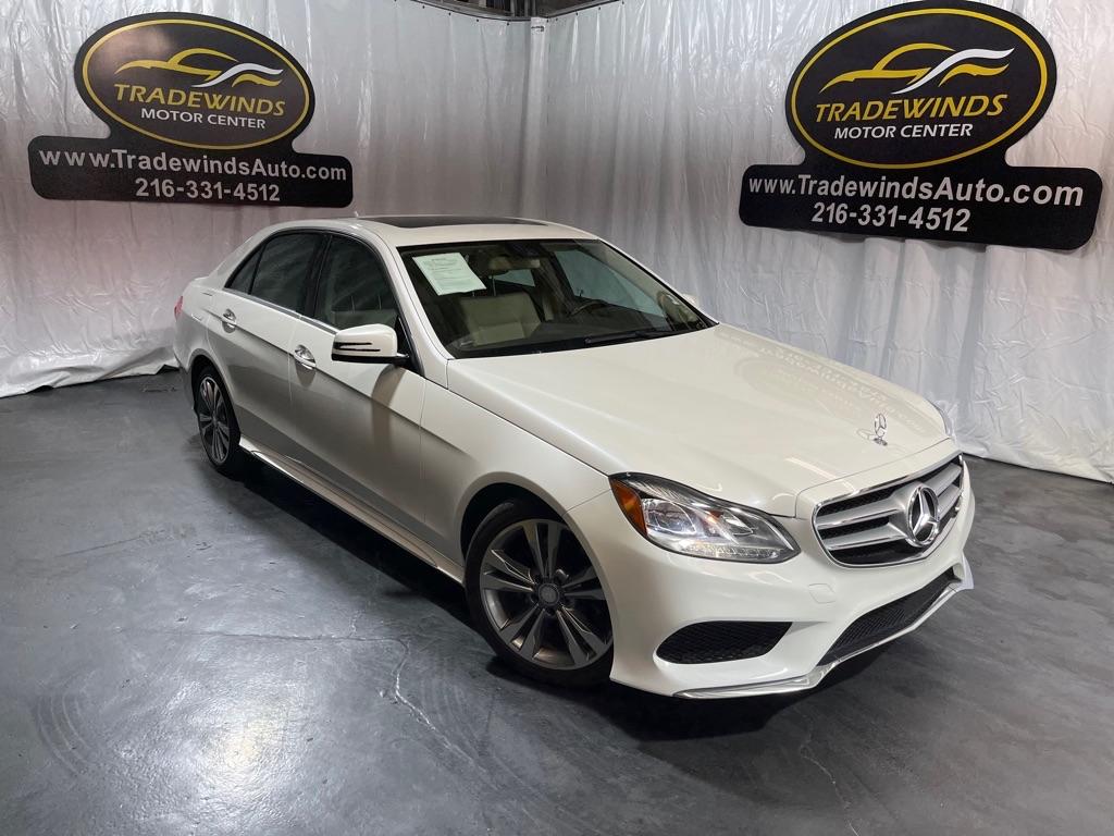 2014 MERCEDES-BENZ E-CLASS E350 for sale at Tradewinds Motor Center