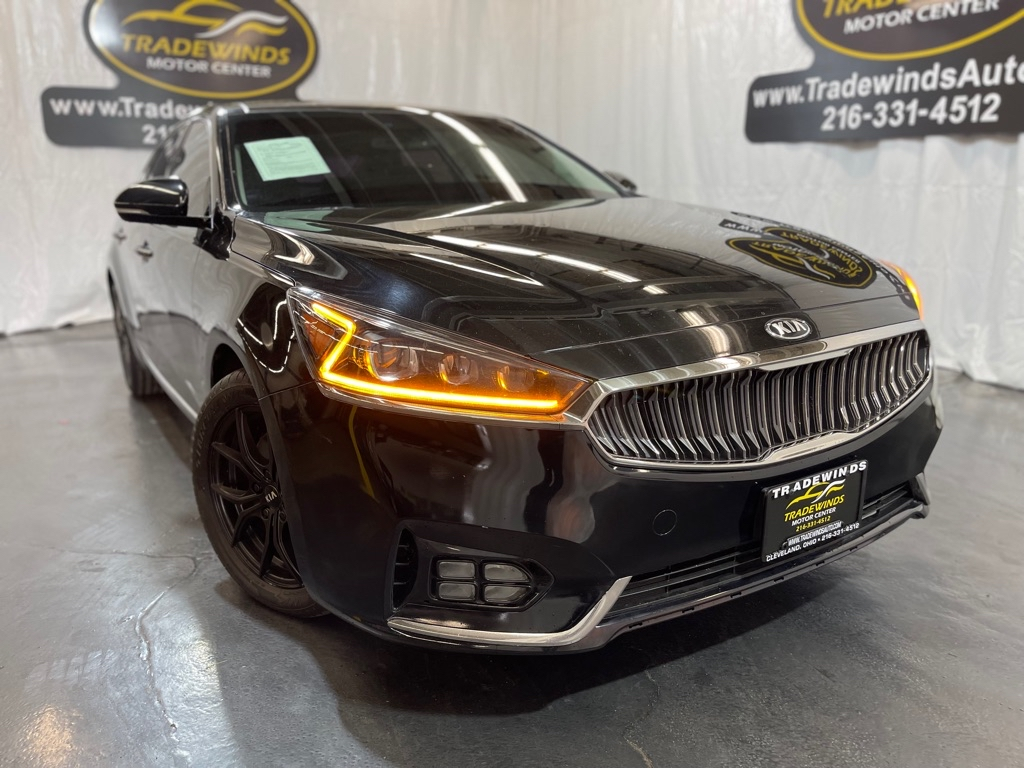 2017 KIA CADENZA LIMITED for sale at Tradewinds Motor Center