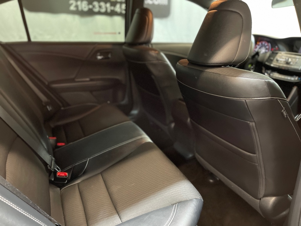 2017 HONDA ACCORD SPORT for sale at Tradewinds Motor Center