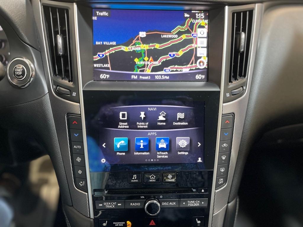2016 INFINITI Q50 PREMIUM for sale at Tradewinds Motor Center