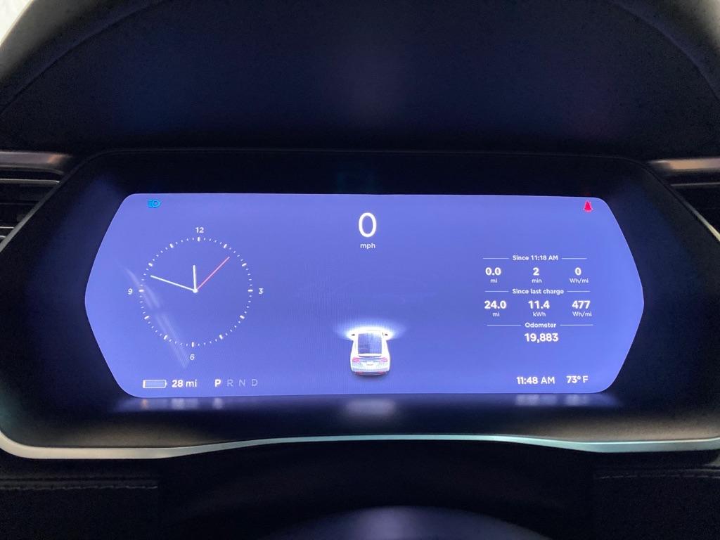 2018 TESLA MODEL X P100D ludicrous PLUS for sale at Tradewinds Motor Center