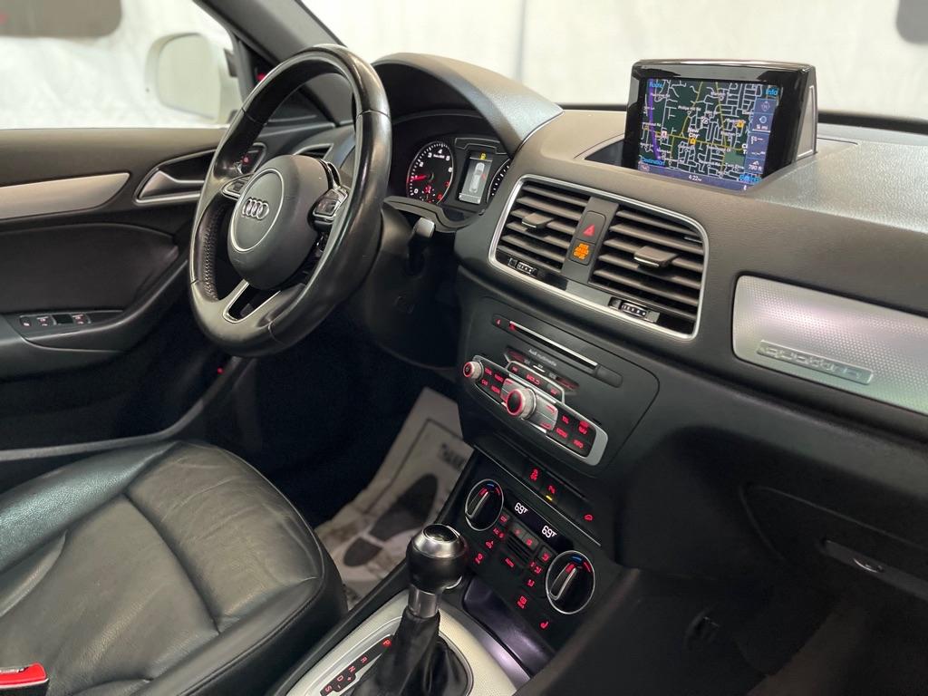 2017 AUDI Q3 PREMIUM PLUS for sale at Tradewinds Motor Center