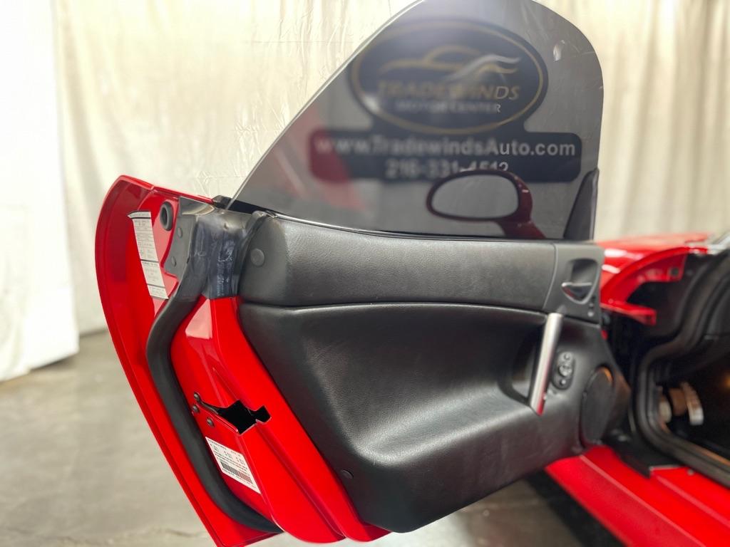 2003 DODGE VIPER SRT-10 for sale at Tradewinds Motor Center