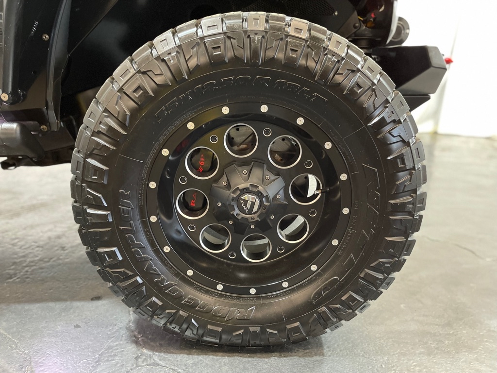 2016 JEEP WRANGLER UNLIMI SPORT for sale at Tradewinds Motor Center
