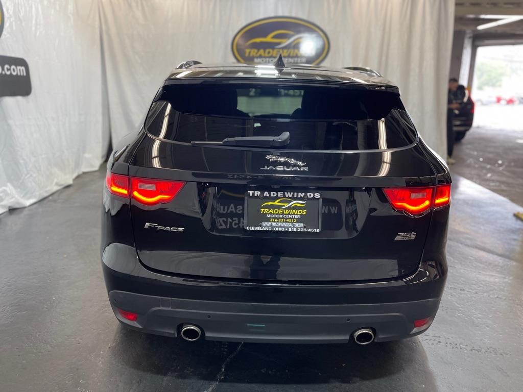 2018 JAGUAR F-PACE R - SPORT for sale at Tradewinds Motor Center