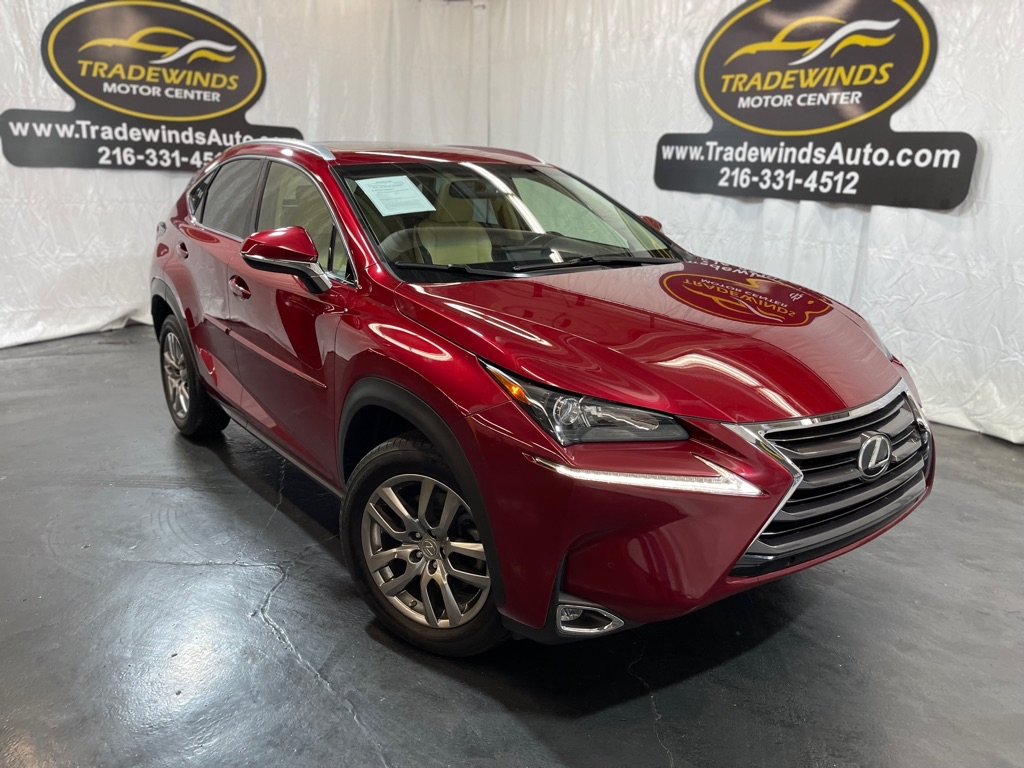 2015 LEXUS NX 200T for sale at Tradewinds Motor Center