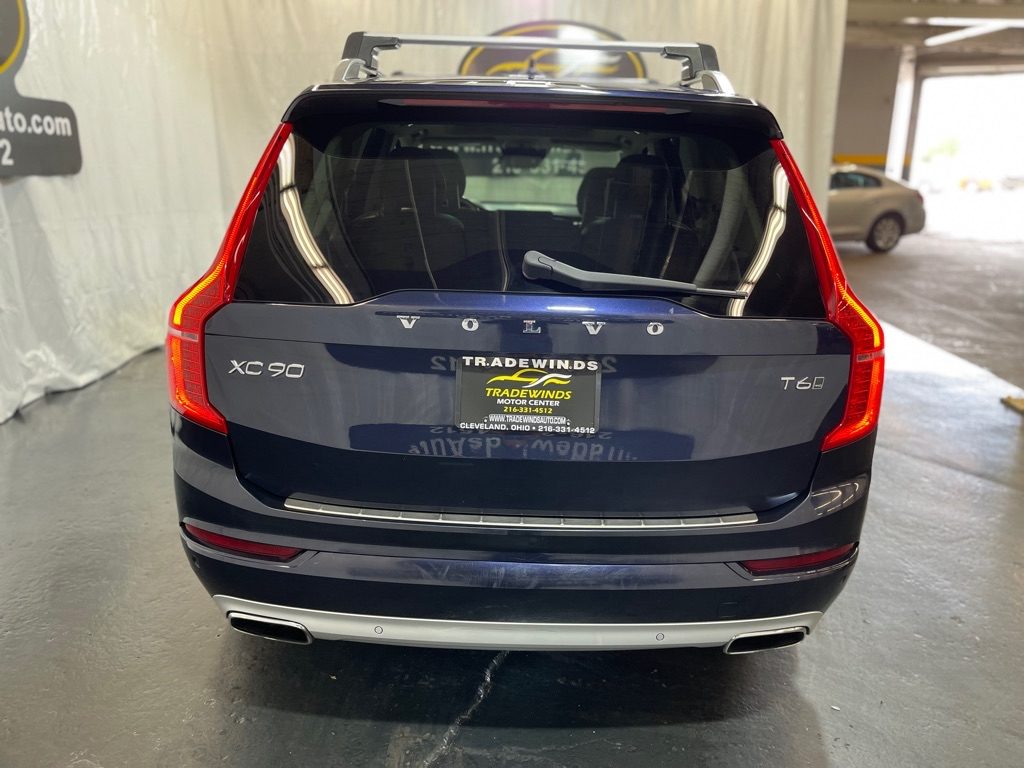 2016 VOLVO XC90 T6 MOMENTUM for sale at Tradewinds Motor Center