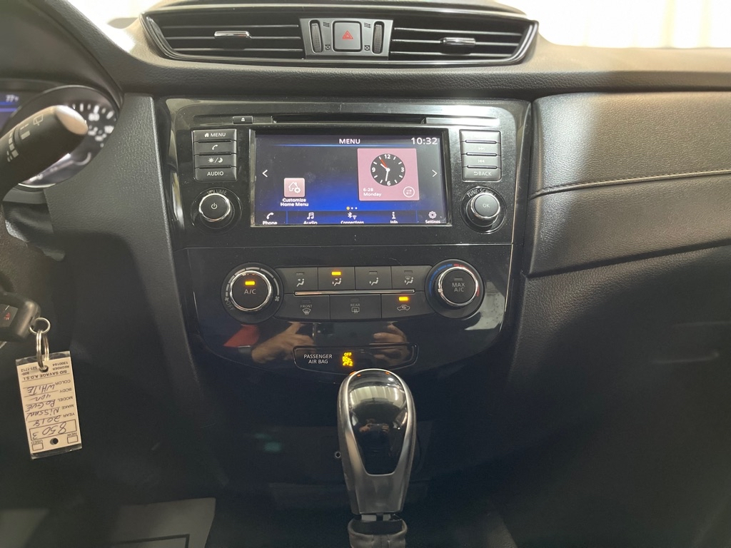 2018 NISSAN ROGUE S for sale at Tradewinds Motor Center