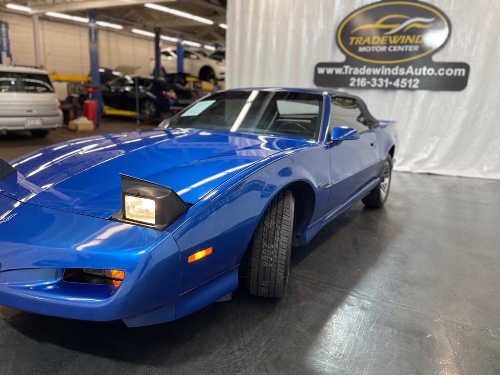 1991 PONTIAC FIREBIRD CONVERTIBLE for sale at Tradewinds Motor Center