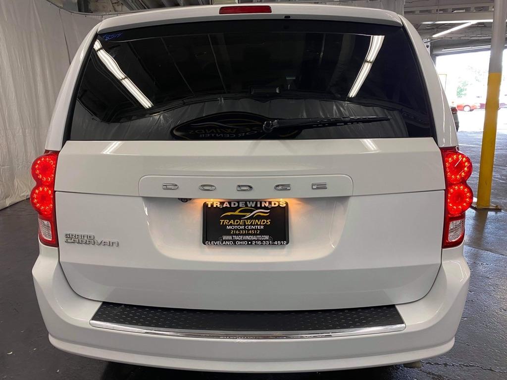 2017 DODGE GRAND CARAVAN SE for sale at Tradewinds Motor Center