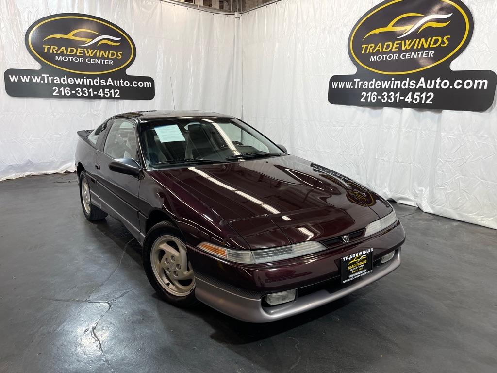 1990 EAGLE TALON TSI for sale at Tradewinds Motor Center