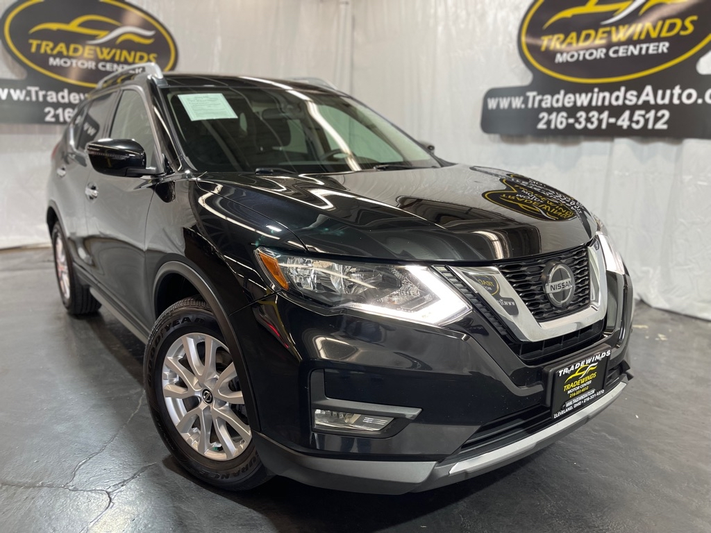 2018 NISSAN ROGUE SV for sale at Tradewinds Motor Center