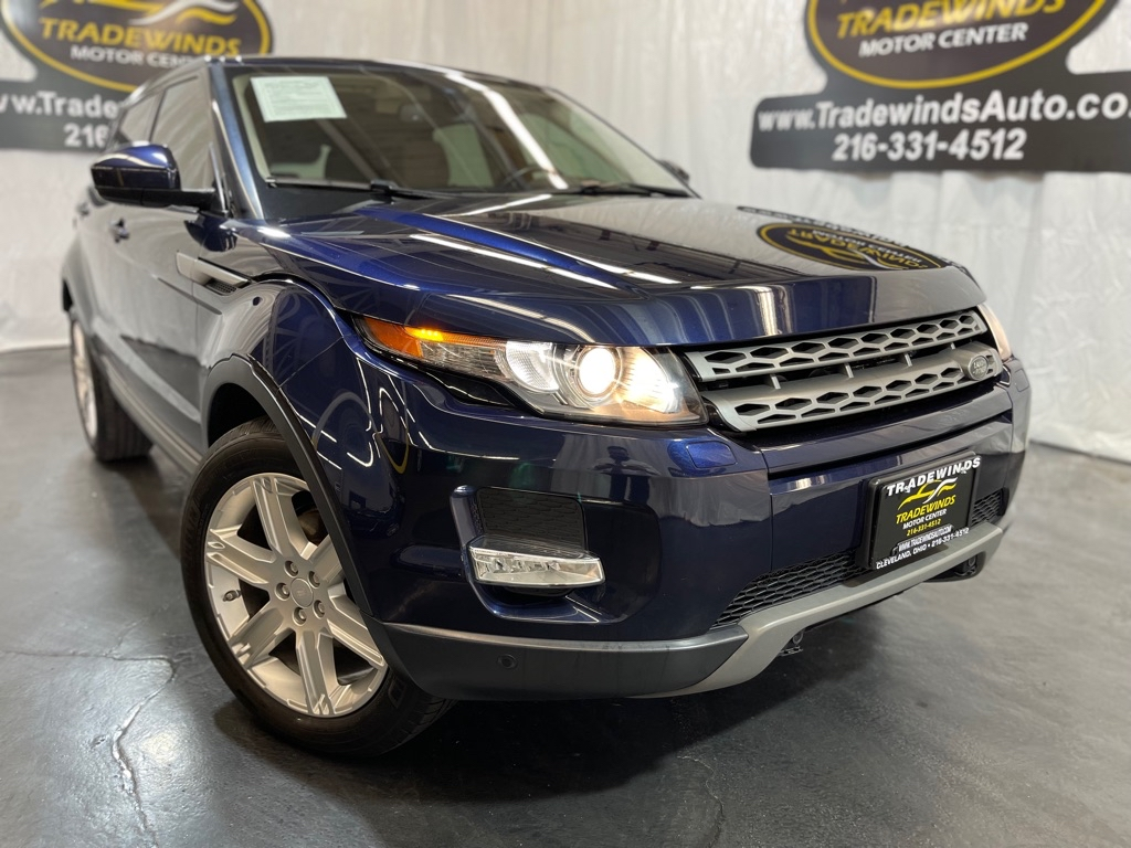 2015 LAND ROVER RANGE ROVER EVO PURE PLUS for sale at Tradewinds Motor Center