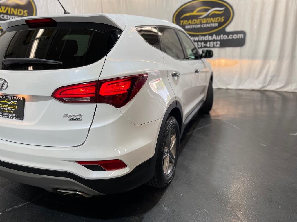 2018 HYUNDAI SANTA FE SPORT  for sale at Tradewinds Motor Center
