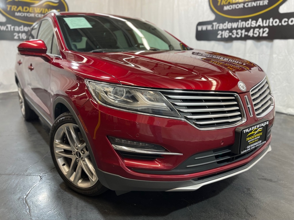 2015 LINCOLN MKC  for sale at Tradewinds Motor Center